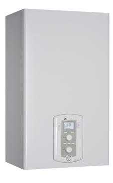 CHAFFOTEAUX-MAURY TALIA GREEN SYSTEM 35 FF EU con display LCD de 34,5KW con placa de conexiones y kit salida de humos.